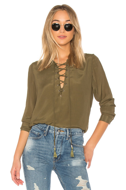 karina grimaldi blouse top