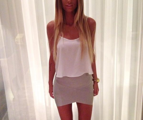 skirt summer outfits