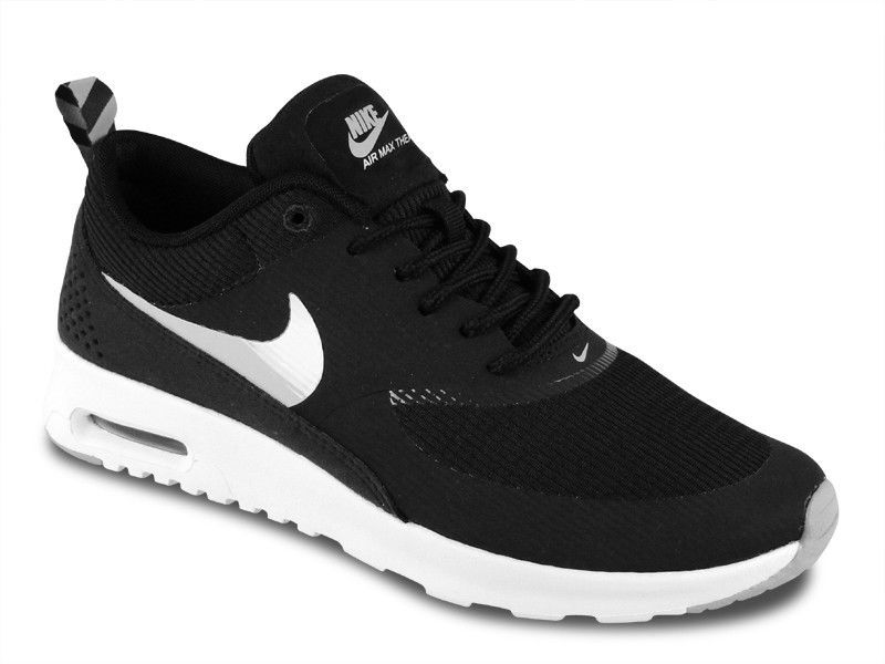 Womens Nike Air Max Thea Print Black White Grey Anthracite Running 599409 007