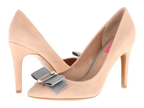 Isaac Mizrahi New York Lillie Natural/Grey Suede - Zappos.com Free Shipping BOTH Ways