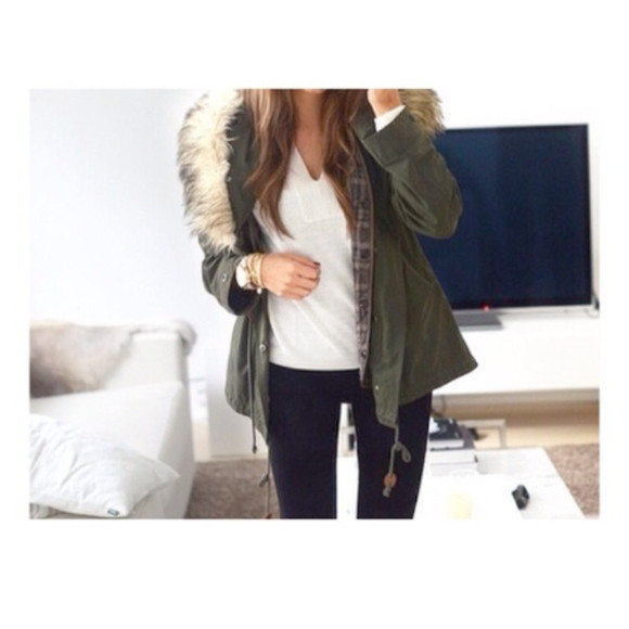 jacket army green jacket army green