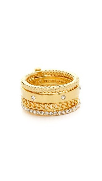infinity ring gold jewels