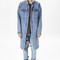 The denim deckcoat | fear of god