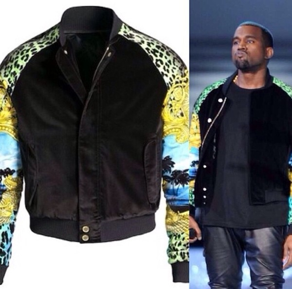 jacket kanye west givenchy jacket