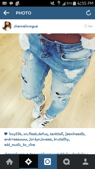 clothes jeans bottoms