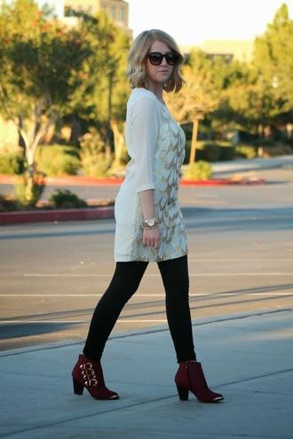 fashion flirtation dress pants shoes jewels sunglasses