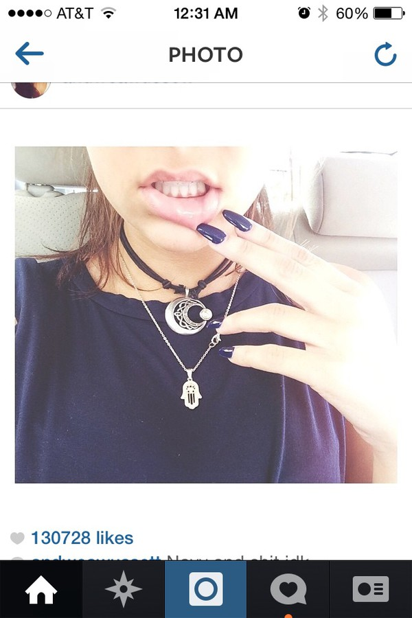 jewels andrea russett