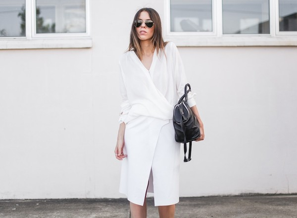 modern legacy shirt skirt bag shoes sunglasses blouse