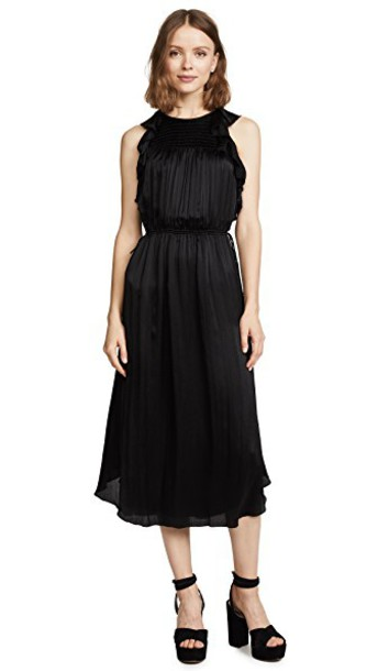Ulla Johnson dress noir