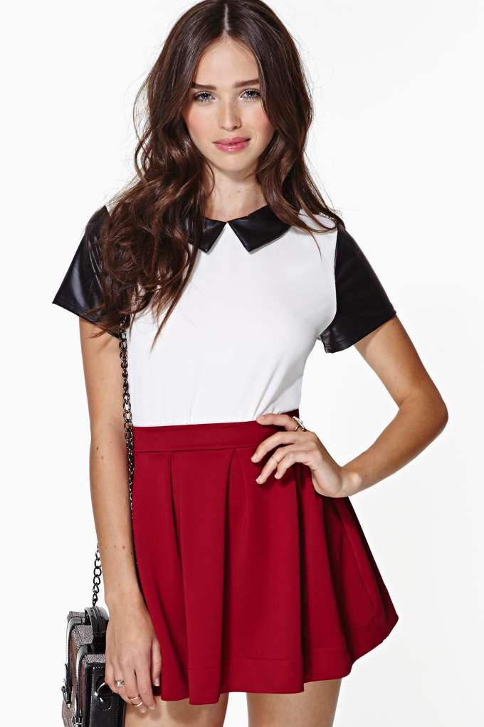 Nina top in  clothes tops at nasty gal