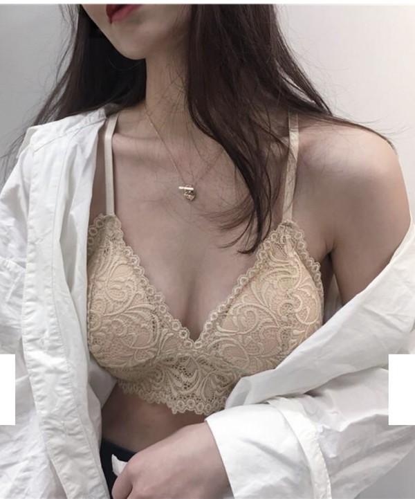 underwear girly girl girly wishlist nude bra bralette lace lace bralette lace lingerie