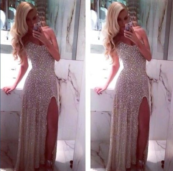 dress nude dress long prom dresses prom dress diamond dress nude prom dress