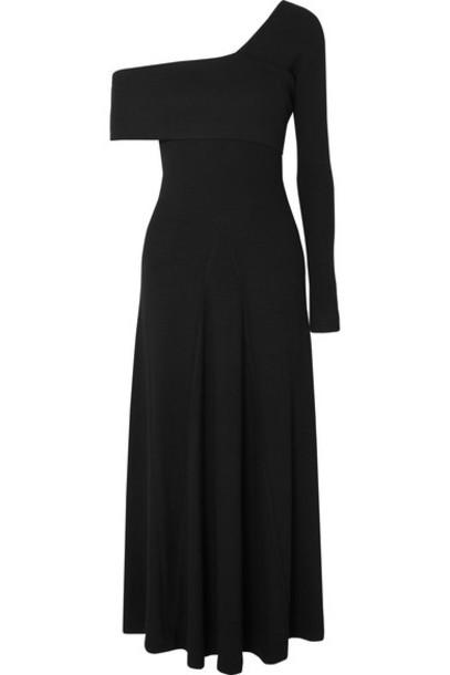 Beaufille dress maxi dress maxi black knit