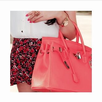 bag colorful bag pop of color summer outfits tote bag beautiful bags