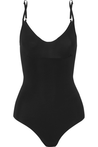Commando bodysuit classic black underwear