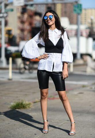 shoes sandals shorts blouse top victoria justice
