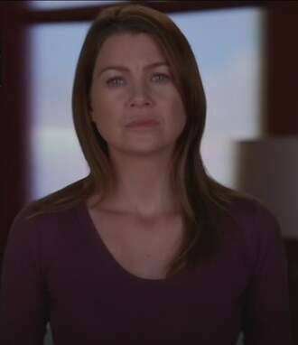 t-shirt burgundy meredith grey ellen pompeo dress prom style fahsion gorgeous beautiful girl college sweet sleeveless sparkle see through embellished