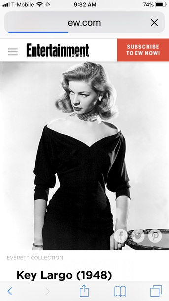 dress lauren bacall reproduction v neck k dress