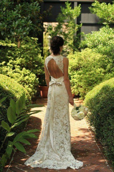 ivory dress dress long dress wedding dress