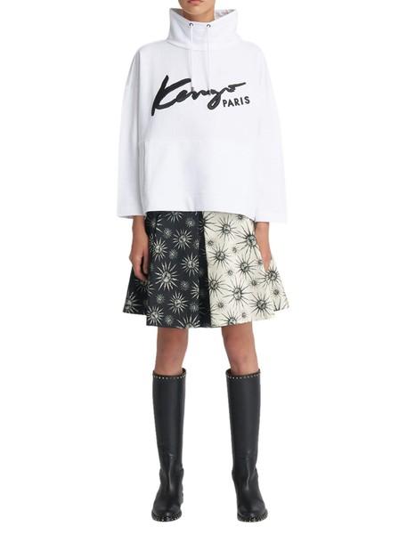 Kenzo sweatshirt white sweater