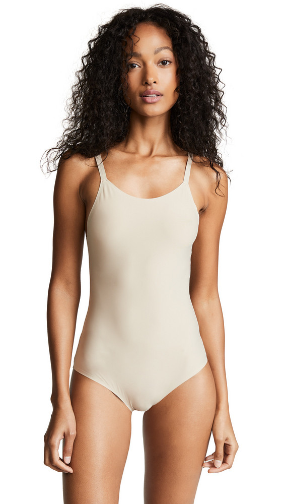 Honeydew Intimates Skinz Bodysuit in tan