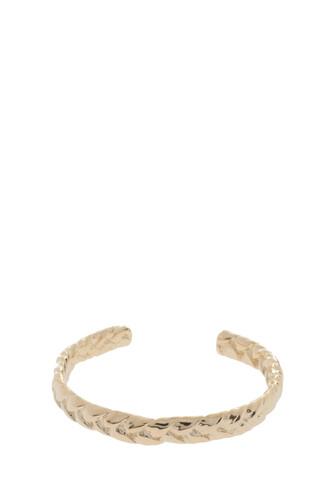 cuff braided gold jewels