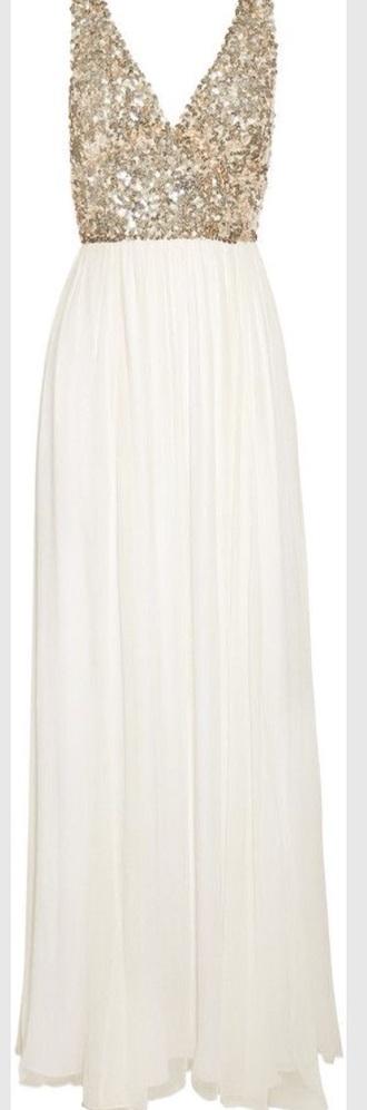 dress sequin dress long prom dress