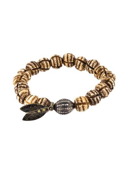 Loree Rodkin ball metallic jewels