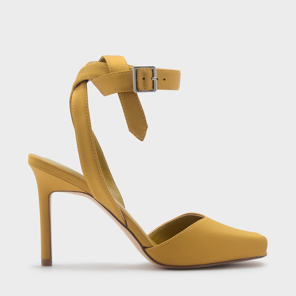 strap heels ankle strap ankle strap heels heels yellow shoes