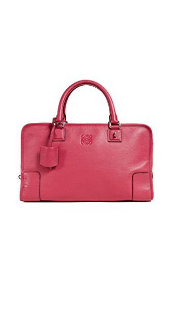 What Goes Around Comes Around bag leather red