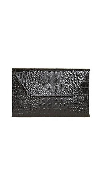 envelope clutch clutch black bag