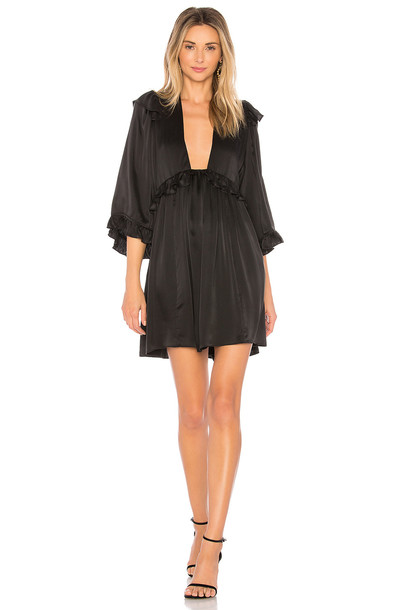 STONE_COLD_FOX dress black