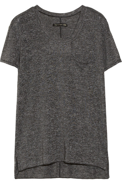 Rag & bone | The Pocket Tee jersey T-shirt | NET-A-PORTER.COM