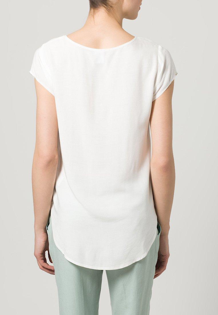 Vero Moda BOCA - T-Shirt basic - snow white - Zalando.ch