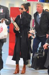 shoes,boots,coat,selena gomez,sunglasses