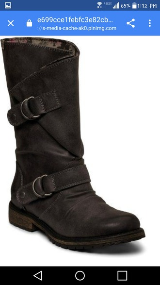 shoes black boots roxy