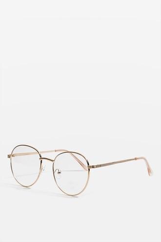 rose gold rose sunglasses gold