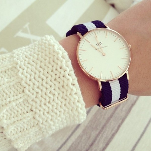 jewels daniel wellington watch nail accessories