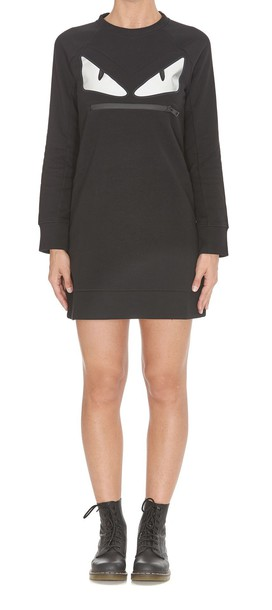 Fendi dress black