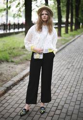 white rabbit dreams,blogger,jacket,t-shirt,pants