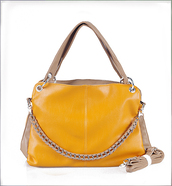 bag,yellow,fashion