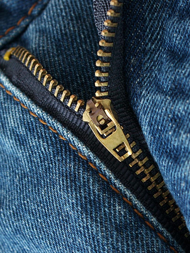 Pantalónes Cortos Denim Con Abertura En Azul - Choies.com