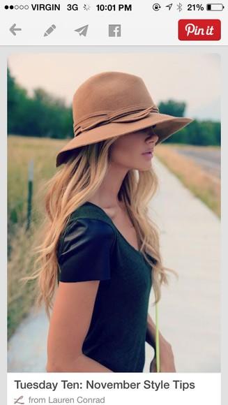 floppy hat hat boho boho chic oversized hat