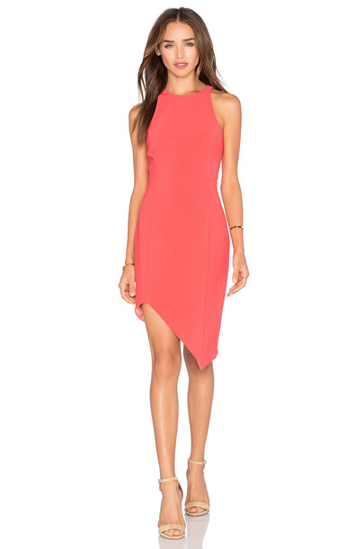 JAY GODFREY dress coral