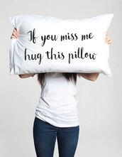 home accessory,creative pillow,pillow,distance,gift ideas,bedding,pillow covers