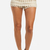 DailyLook: Floral Lace Shorts in Ivory L