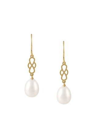 pearl earrings pearl earrings metallic jewels
