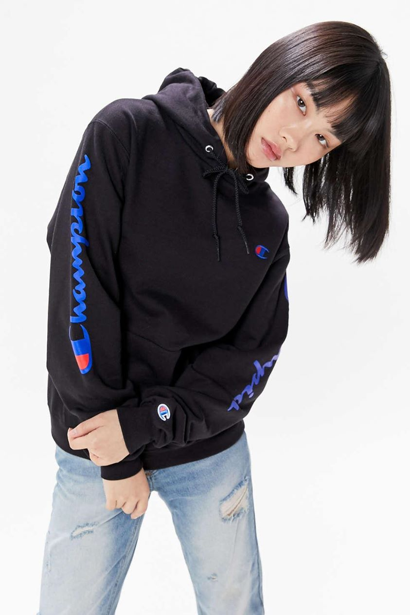 Champion & UO Pullover Hoodie Sweatshirt