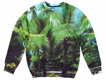 Original SEXY SWEATER PALMS | Fusion® clothing!