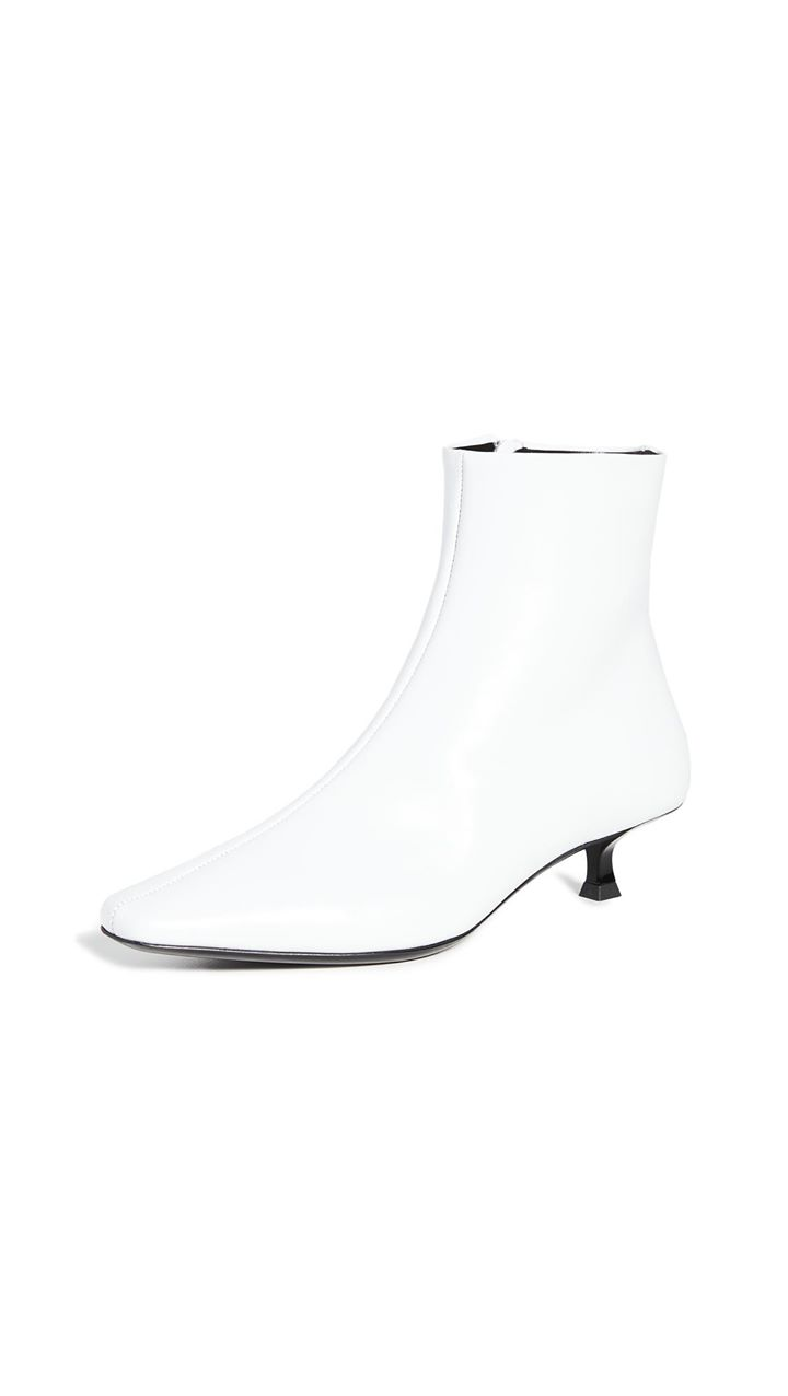 BY FAR Laura Booties